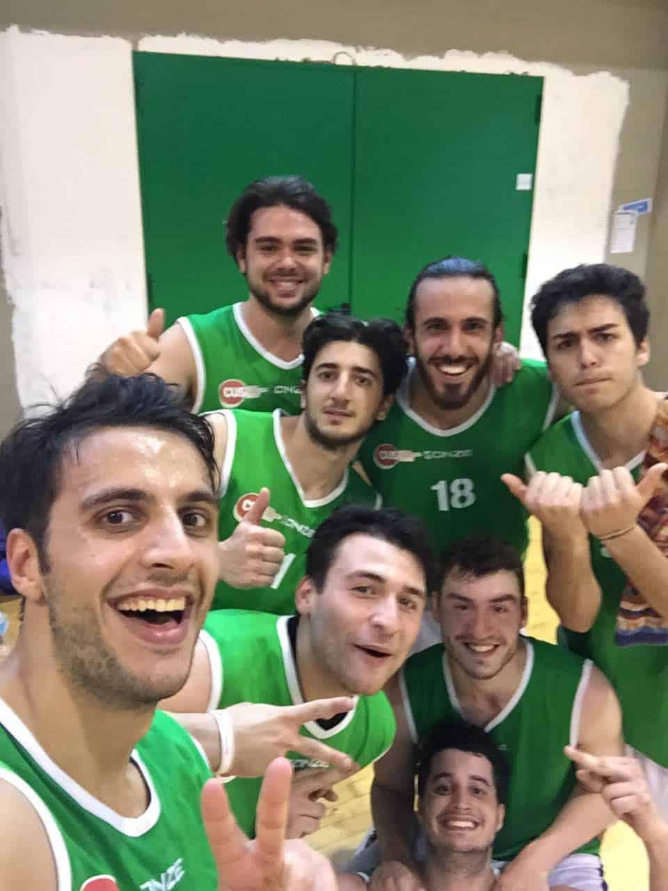 Patologia Umana vince il torneo University Basket Cup