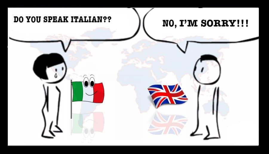 Abbatti lo Stereotipo- Gli studenti in Lingue