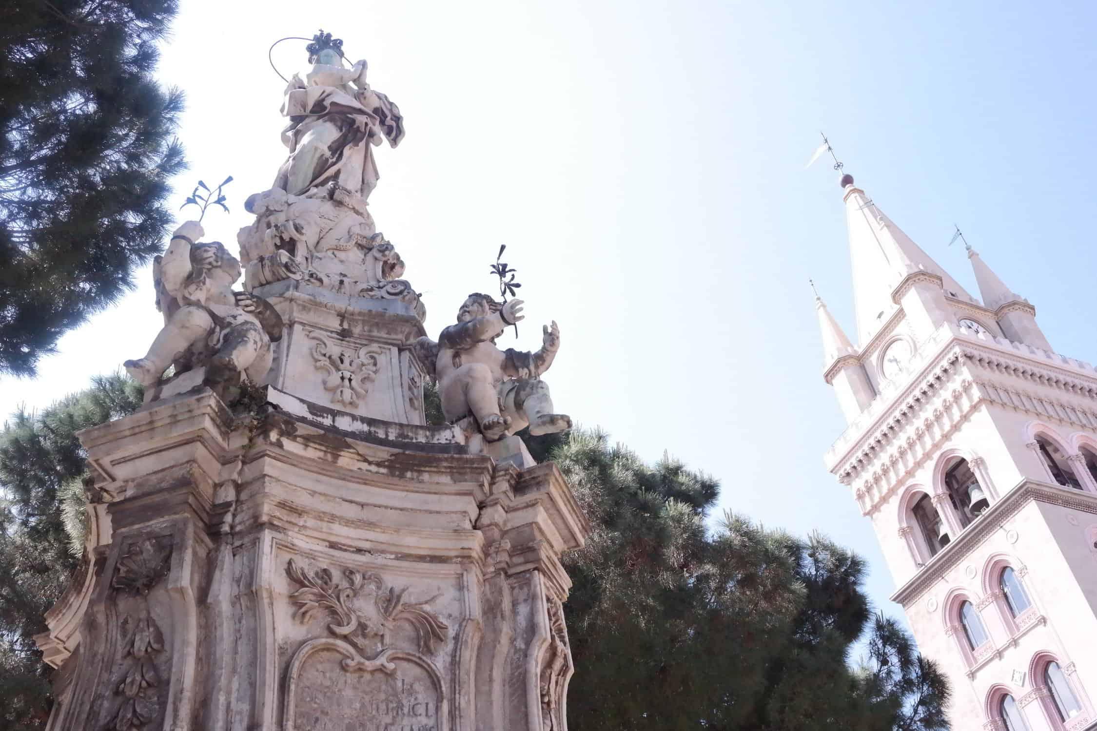 L'Immacolata di marmo e la antica festa della Vara: storie da una Messina scomparsa