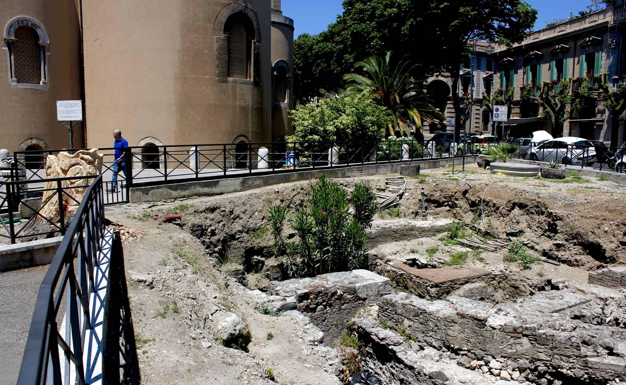 Largo San Giacomo: dalla Storia allo scavo