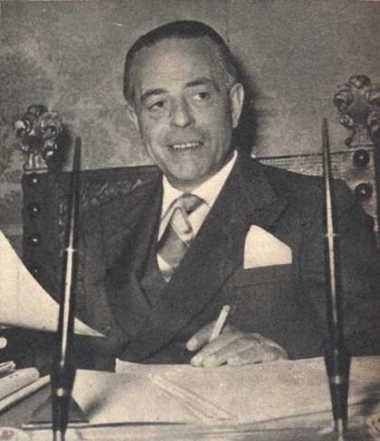 Gaetano Martino: missione europeista di un siciliano