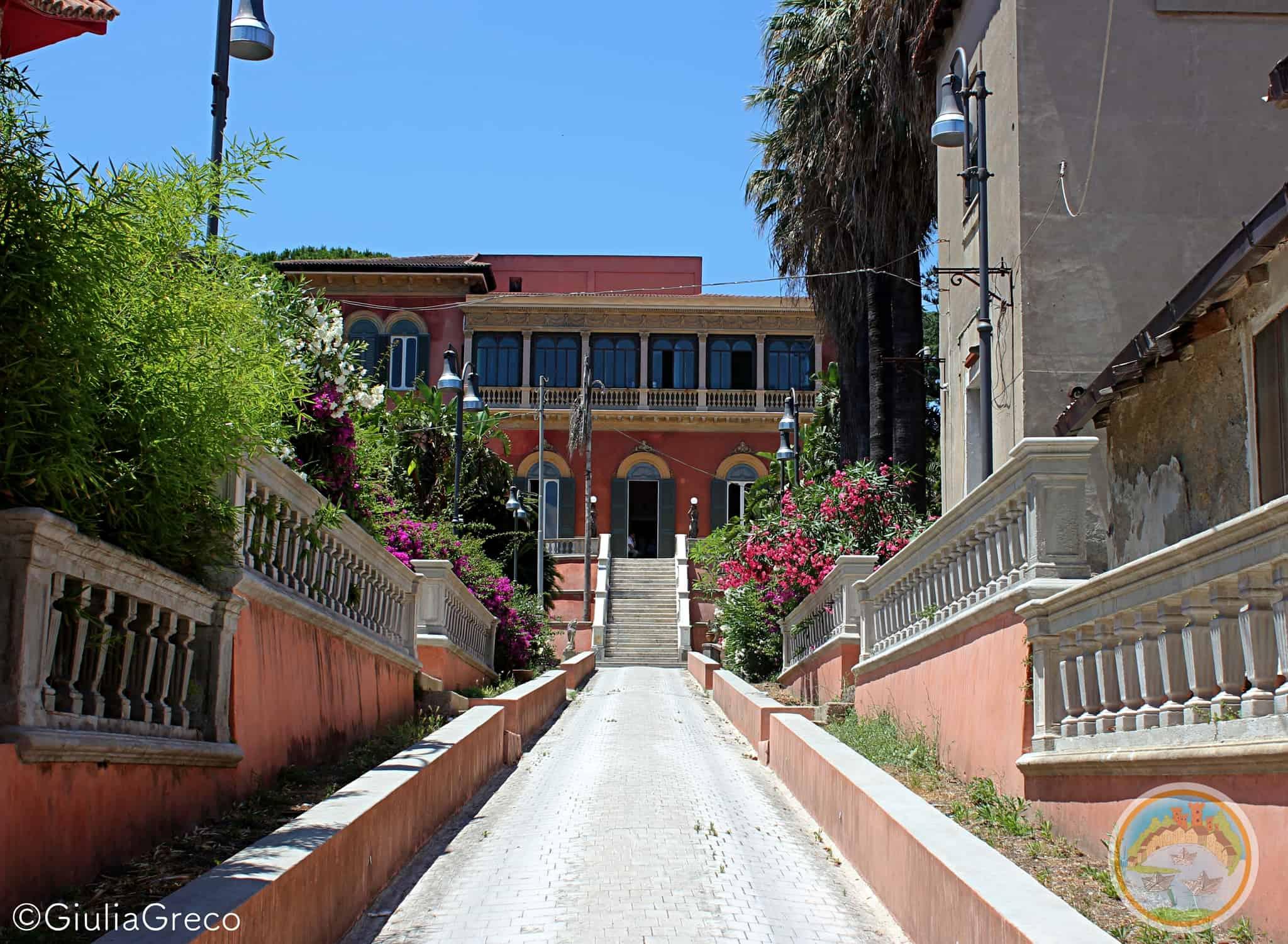 Messina borghese e opulenta: lusso e Art Nouveau a Villa de Pasquale