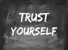 Fidarsi degli altri è difficile, fidarsi di se stessi è difficilissimo