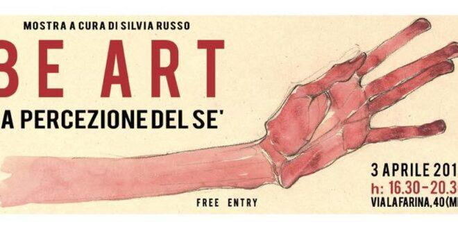 Quattro chiacchiere con Silvia Russo – Be Art: sii arte, anche tu.