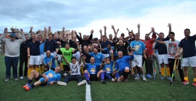 Alla Looser Team il 1° trincia Master Hockey Cup organizzato alla Cittadella