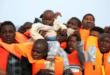 Migranti, SOS minori