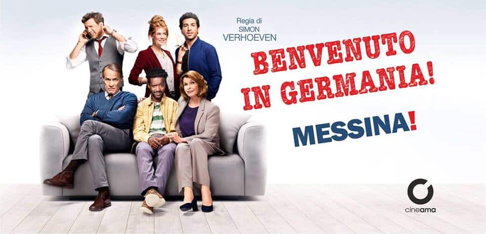 "Messina: ""Benvenuto in Germania!"" 