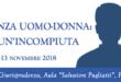 """Convegno """"UGUAGLIANZA UOMO – DONNA: STORIA DI UN'INCOMPIUTA"""""""
