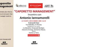 Caporetto Management – Presentazione a Messina