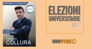 Calogero Collura candidato al Senato Accademico