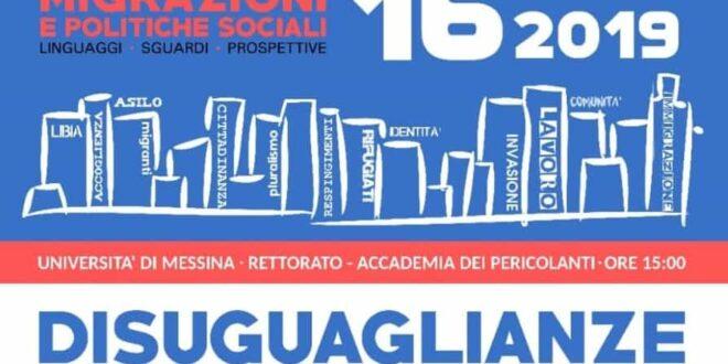 Al rettorato un seminario sul tema delle disuguaglianze e migrazioni forzate