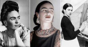 Frida Khalo – Una biografia di Frida Khalo.