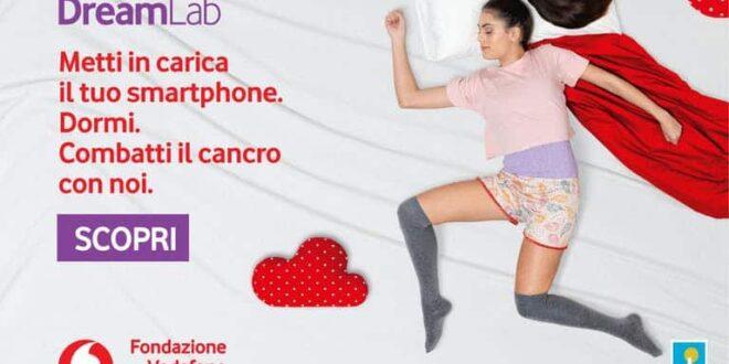 Con l'app DreamLab diventi parte attiva nella lotta contro il cancro (mentre dormi)
