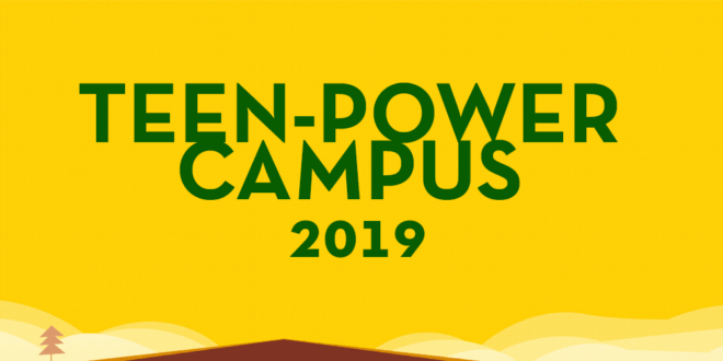 Teen-power campus