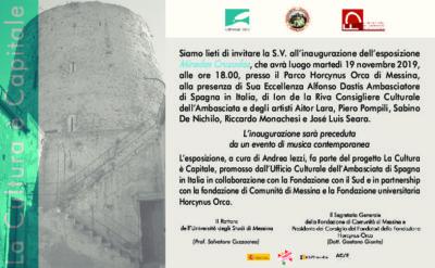 "Al Parco Horcynus Orca l'esposizione ""Miradas Cruzadas"" @ Parco Horcynus Orca"