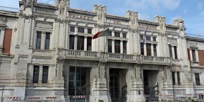 Prefettura di Messina, conferenza sulla destinazione dei beni confiscati alla mafia