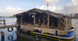 Natale sul lago di Ganzirri: un presepe unico nel suo genere