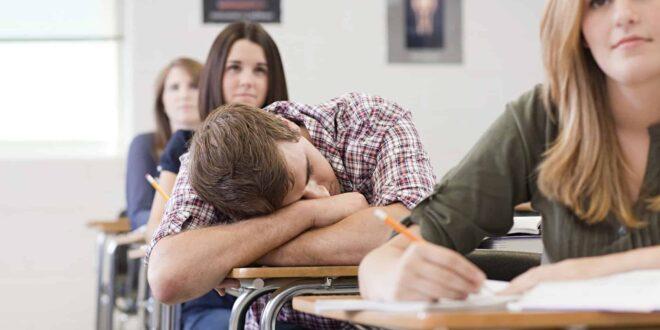 Dormire migliora il rendimento scolastico