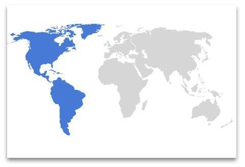 Il Coronavirus nel continente Americano: gli ultimi sviluppi