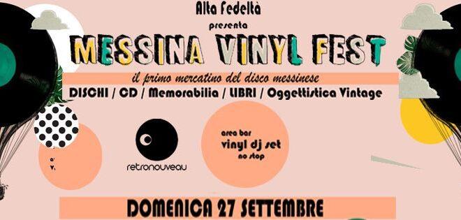 Messina Vinyl Fest