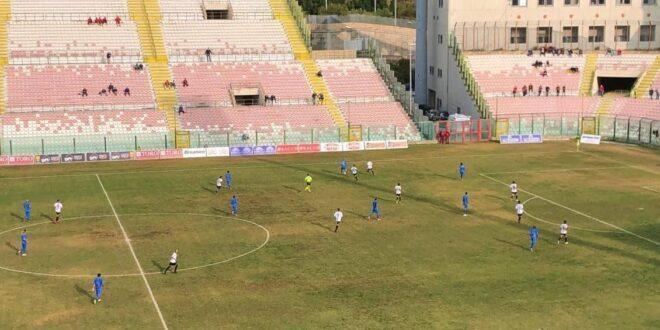 L'FC MESSINA si aggiudica il derby contro L'ACR. CRONACA