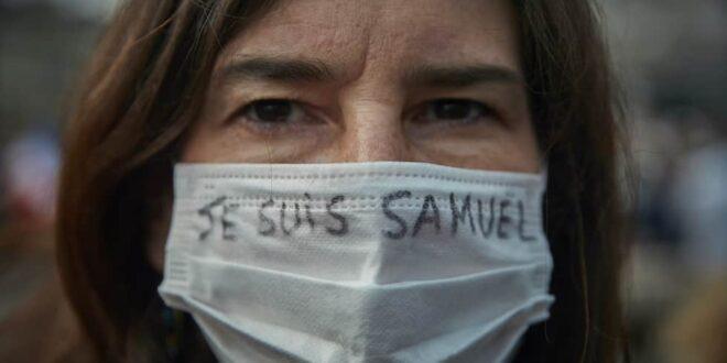 Caso Samuel Paty. La Francia scende in piazza contro il terrorismo islamico