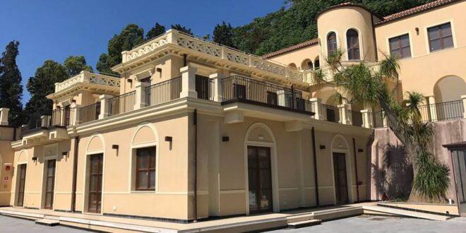 UniMe e Covid-19: gli alloggi di Villa Amalia per il personale sanitario