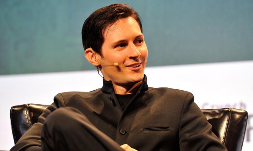 Pavel Durov, ceo di Telegram