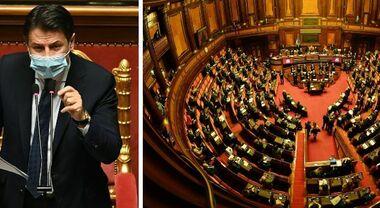 Il discorso di Conte al Senato: le sorti di un Paese