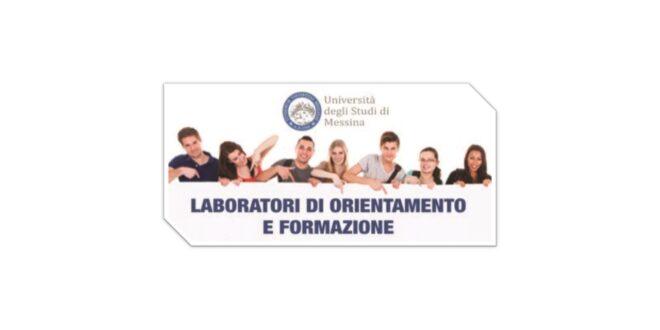 UniMe: laboratori di orientamento e formazione