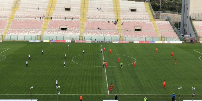 FC MESSINA ANNIENTA PER 3-0 IL MARINA DI RAGUSA: CRONACA