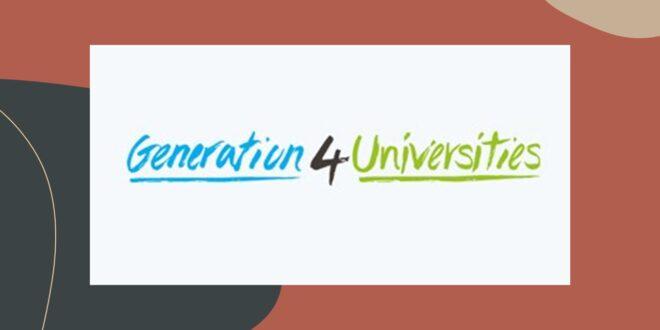 """UniMe: aperte le iscrizioni al programma """"Generation4Universities"""""""