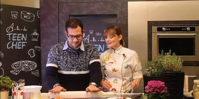 NextGenerationMe: Tonino Alessi, tra chimica e pasticceria