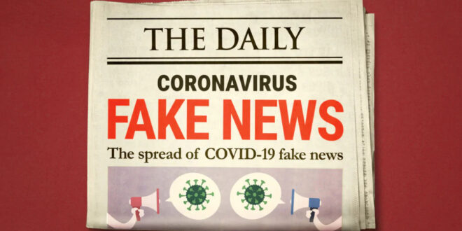 Fake news e COVID: il virus dell'infodemia