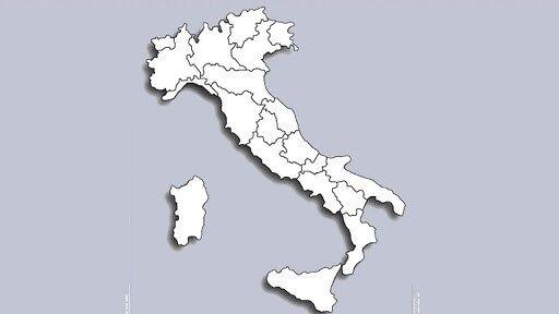 Un'Italia in bianco: tutte le Regioni passano nella zona a basso rischio, tranne una