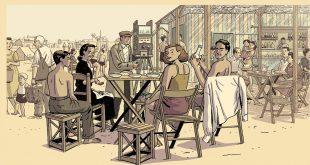 """""""Ritorno all'Eden"""", una graphic novel sull'importanza della memoria"""